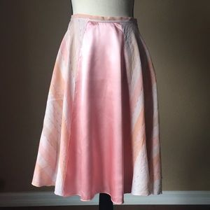"""Arden B A-line skirt waist 27 1/2""""/28"""" S"""